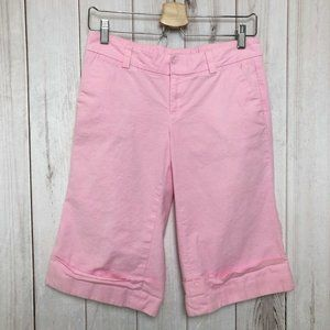 Lilly Pulitzer Palm Beach Fight Light pink Cropped